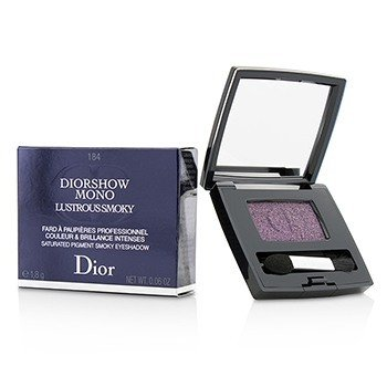 Christian Dior Diorshow Mono Lustrous Smoky Saturated Pigment Smoky Eyeshadow - # 184 Temptation