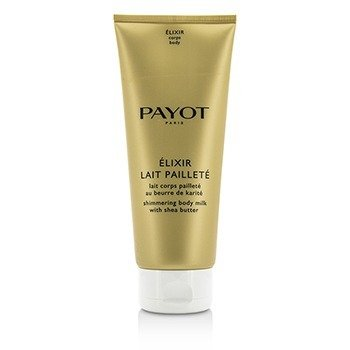 Payot Elixir Lait Paillete Shimmering Body Milk With Shea Butter