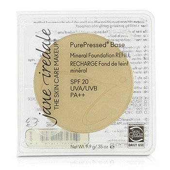 Jane Iredale PurePressed Base Mineral Foundation Refill SPF 20 - Bisque