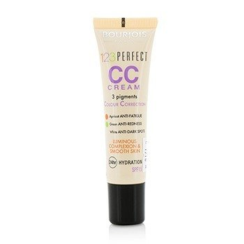 Bourjois 123 Perfect CC Cream SPF 15 - #32 Light Beige