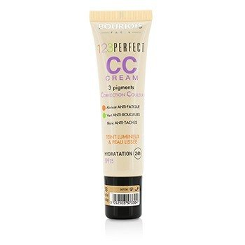 Bourjois 123 Perfect CC Cream SPF 15 - #33 Rose Beige