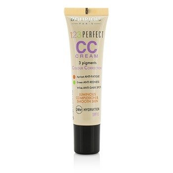 Bourjois 123 Perfect CC Cream SPF 15 - #34 Bronze