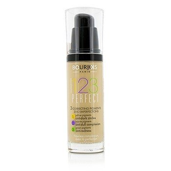Bourjois 123 Perfect Foundation SPF 10 - No. 51 Light Vanilla