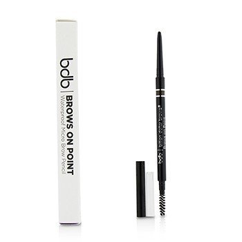 Billion Dollar Brows Brows On Point Waterproof Micro Brow Pencil - Taupe
