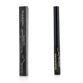 Elizabeth Arden Beautiful Color Bold Defining 24HR Liquid Eye Liner - 03 Electric Blue
