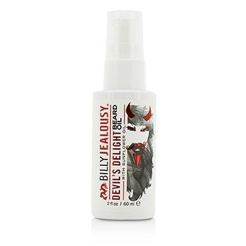 Billy Jealousy Devils Delight Beard Oil with Sunflower Oil