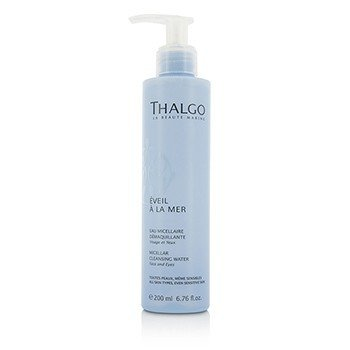 Thalgo Eveil A La Mer Micellar Cleansing Water (Face & Eyes) - For All Skin Types, Even Sensitive Skin