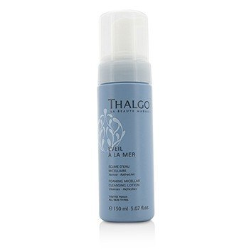 Thalgo Eveil A La Mer Foaming Micellar Cleansing Lotion - For All Skin Types