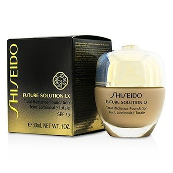 Shiseido Future Solution LX Total Radiance Foundation SPF15 - #B20 Natural Light Beige