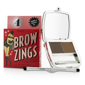 Benefit Brow Zings (Total Taming & Shaping Kit For Brows) - #4 (Medium)