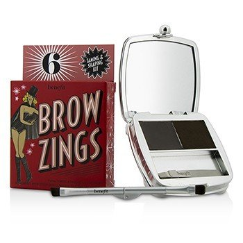 Benefit Brow Zings (Total Taming & Shaping Kit For Brows) - #6 (Deep)