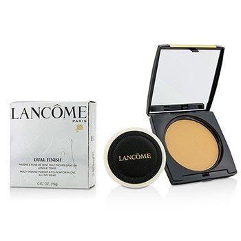 Lancome Dual Finish Multi Tasking Powder & Foundation In One - # 340 Nu III (N) (US Version)