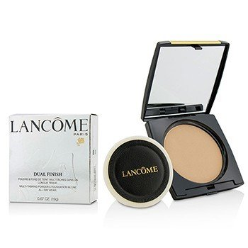 Lancome Dual Finish Multi Tasking Powder & Foundation In One - # 220 Buff II (C) (US Version)