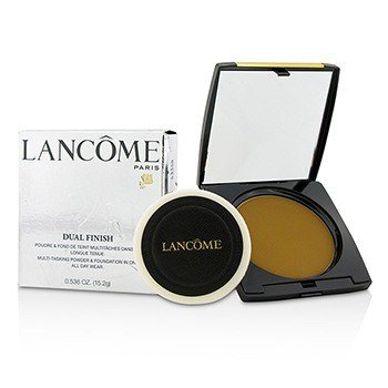 Lancome Dual Finish Multi Tasking Powder & Foundation In One - # 520 Suede (W) (US Version)