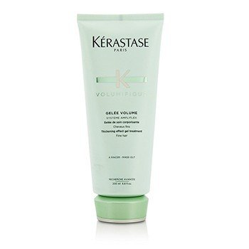 Kerastase Resistance Volumifique Thickening Effect Gel Treatment (For Fine Hair)