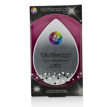 BeautyBlender Blotterazzi (2x Washable Oil Blotting Sponges) - Pro (Black)