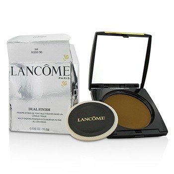 Lancome Dual Finish Multi Tasking Powder & Foundation In One - # 540 Suede (W) (Box Slightly Damaged, US Version)