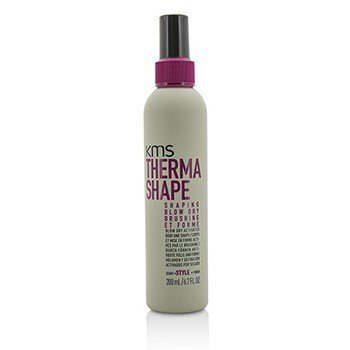 KMS California Therma Shape Shaping Blow Dry Brushing (Blow Dry Activated Body and Shape)