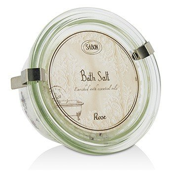 Sabon Bath Salt - Rose