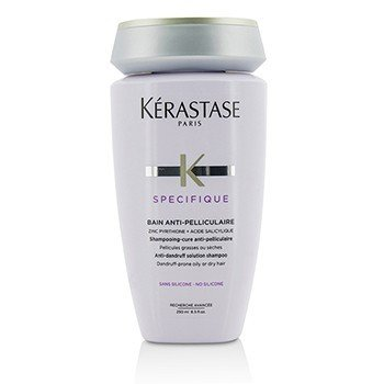Kerastase Specifique Bain Anti-Pelliculaire Anti-Dandruff Solution Shampoo (Dandruff-Prone Oily or Dry Hair)