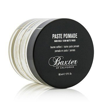 Baxter Of California Paste Pomade (Hard Hold/ Semi-Matte Finish)