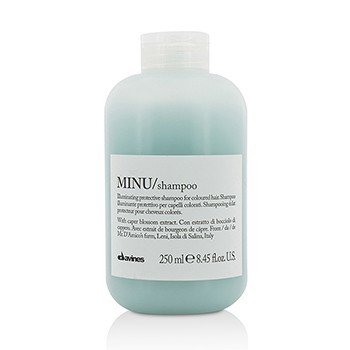 Davines Minu Shampoo Illuminating Protective Shampoo (For Coloured Hair)