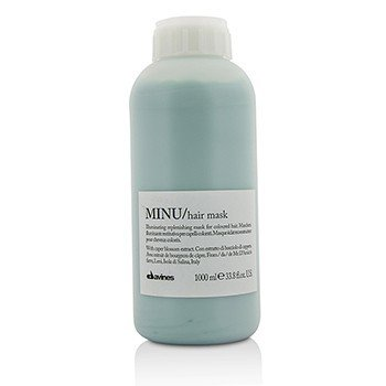 Davines Minu Pak Illuminating Replenishing Mask (For Coloured Hair)