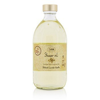 Sabon Shower Oil - Patchouli Lanvender Vanilla