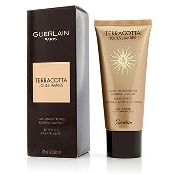 Guerlain Terracotta Jolies Jambes Flawless Legs Smoothing & Perfecting Lotion - Medium