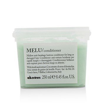 Davines Melu Conditioner Mellow Anti-Breakage Lustrous Conditioner (For Long or Damaged Hair)