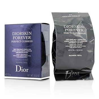 Christian Dior Diorskin Forever Perfect Cushion SPF 35 Refill - # 012 Porcelain