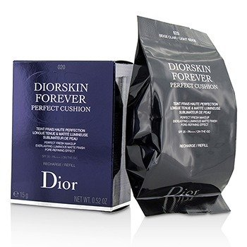 Christian Dior Diorskin Forever Perfect Cushion SPF 35 Refill - # 020 Light Beige