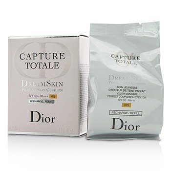 Christian Dior Capture Totale Dreamskin Perfect Skin Cushion SPF 50 Refill - # 025