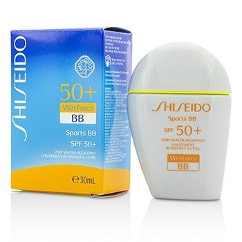 Shiseido Sports BB SPF 50+ Very Water-Resistant - # Light