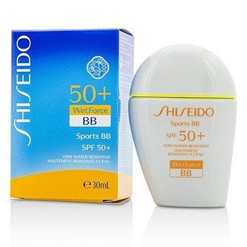 Shiseido Sports BB SPF 50+ Very Water-Resistant - # Medium