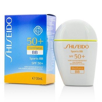 Shiseido Sports BB SPF 50+ Very Water-Resistant - # Dark