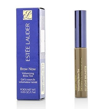 Estee Lauder Brow Now Volumizing Brow Tint - # 02 Light Brunette