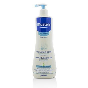 Mustela Gentle Cleansing Gel - Hair & Body