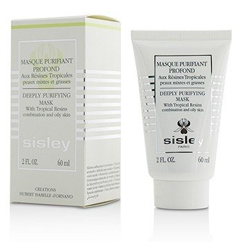 Sisley Deeply Purifying Mask With Tropical Resins (Combination And Oily Skin)