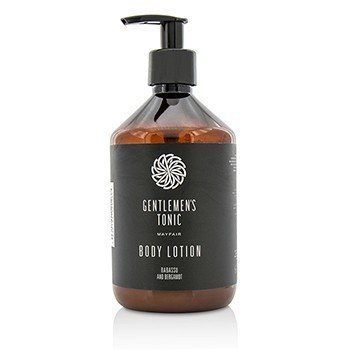 Gentlemens Tonic Babassu And Bergamot Body Lotion