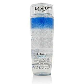 Lancome Bi Facil Visage Bi-Phased Micellar Water Face Makeup Remover & Cleanser