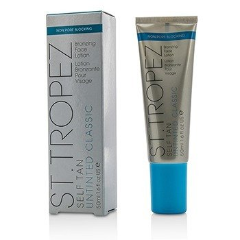 St. Tropez Self Tan Untinted Classic Bronzing Face Lotion