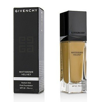 Givenchy Matissime Velvet Radiant Mat Fluid Foundation SPF 20 - #07 Mat Ginger