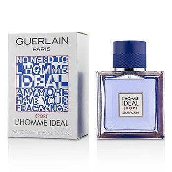 Guerlain LHomme Ideal Sport Eau De Toilette Spray