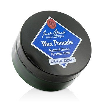 Jack Black Wax Pomade (Natural Shine, Flexible Hold)