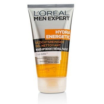 LOreal Men Expert Hydra Energetic Wake-Up Boost Cleansing Gel