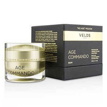 Velds Age Commando No Age Mission Balm - For Face & Neck