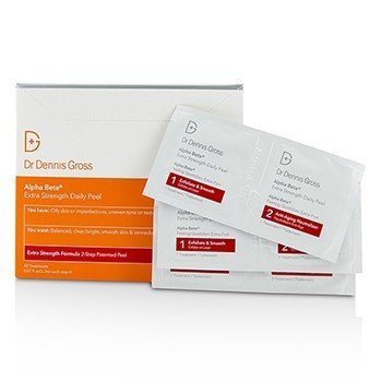 Dr Dennis Gross Alpha Beta Extra Strength Daily Peel