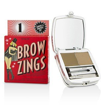 Benefit Brow Zings (Total Taming & Shaping Kit For Brows) - #1 (Light)