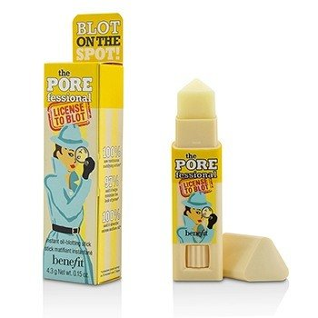 Benefit The Porefessional License To Blot Instant Oil Blotting Stick